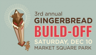 3rd Annual Gingerbread Build-Off