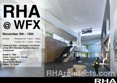 WFX Worship Facilities Expo